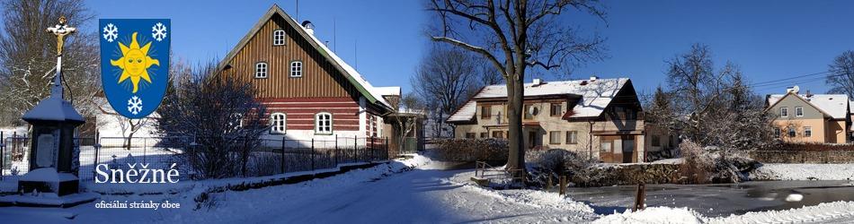 Obec Sněžné